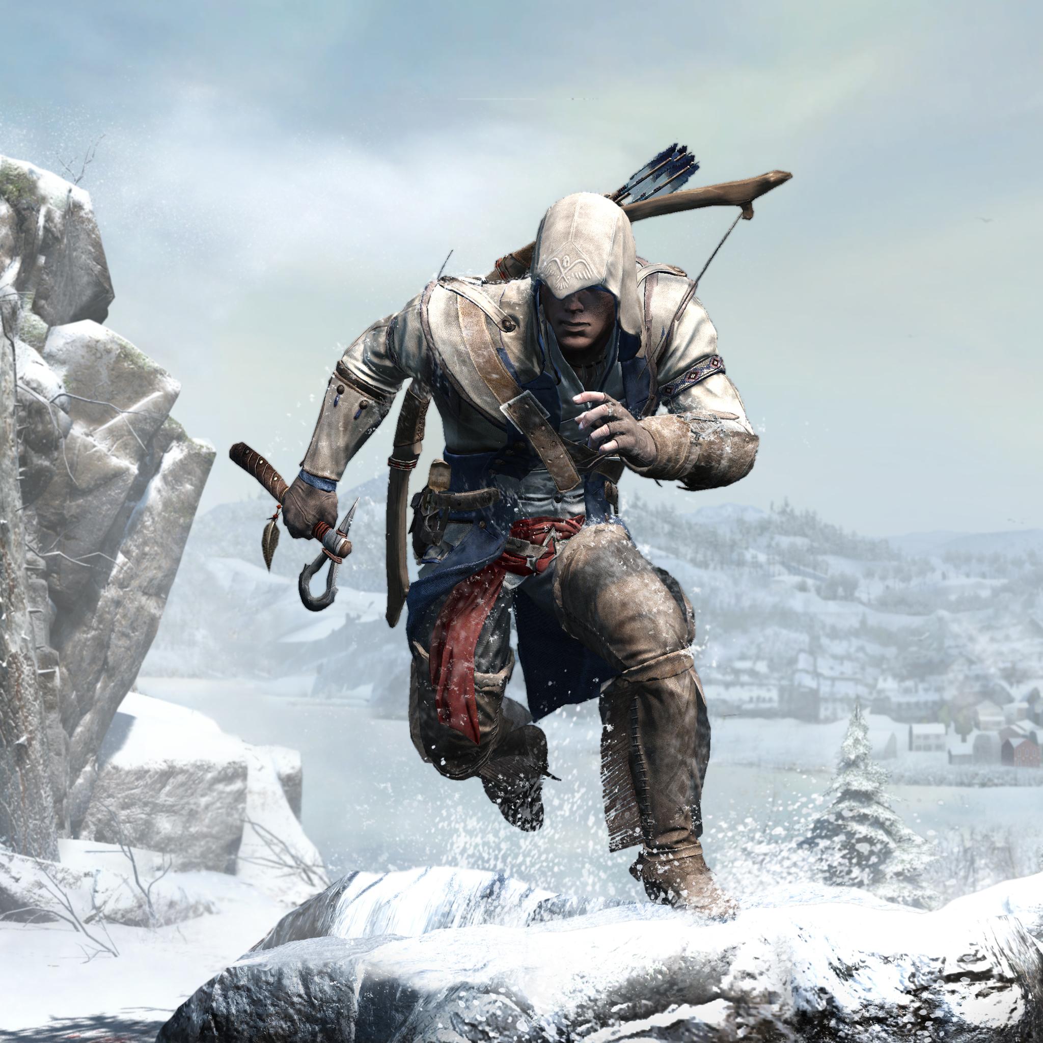 刺客信条,战士,战争,下雪,游戏,军事,绿色