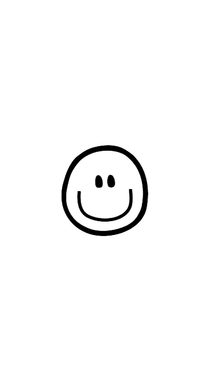 笑脸怎么画简笔画步骤