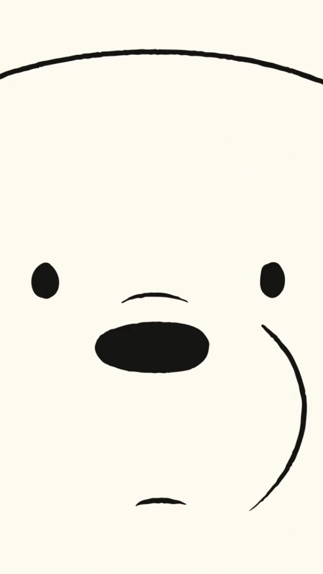 北极熊 可爱 苹果手机高清壁纸 1080x1920_爱思助手