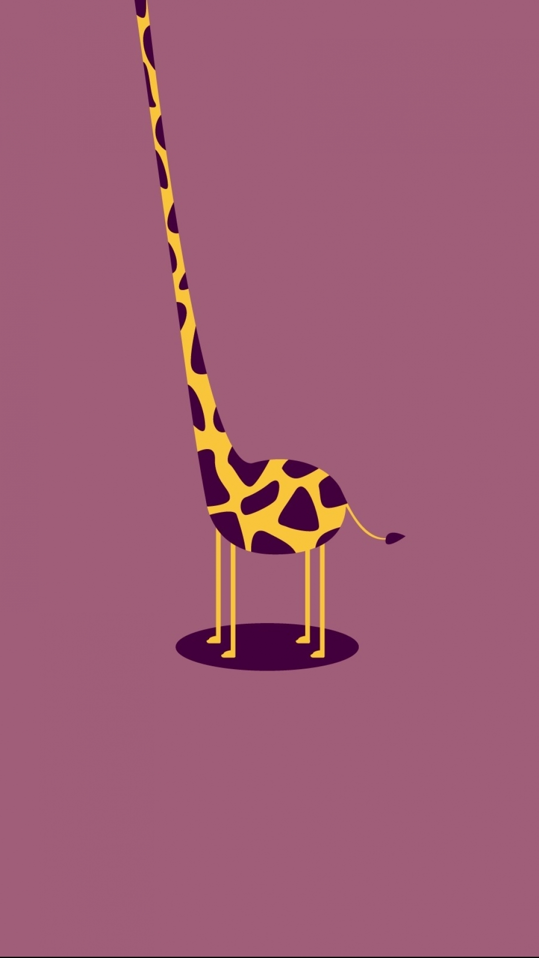 创意 长颈鹿 动物