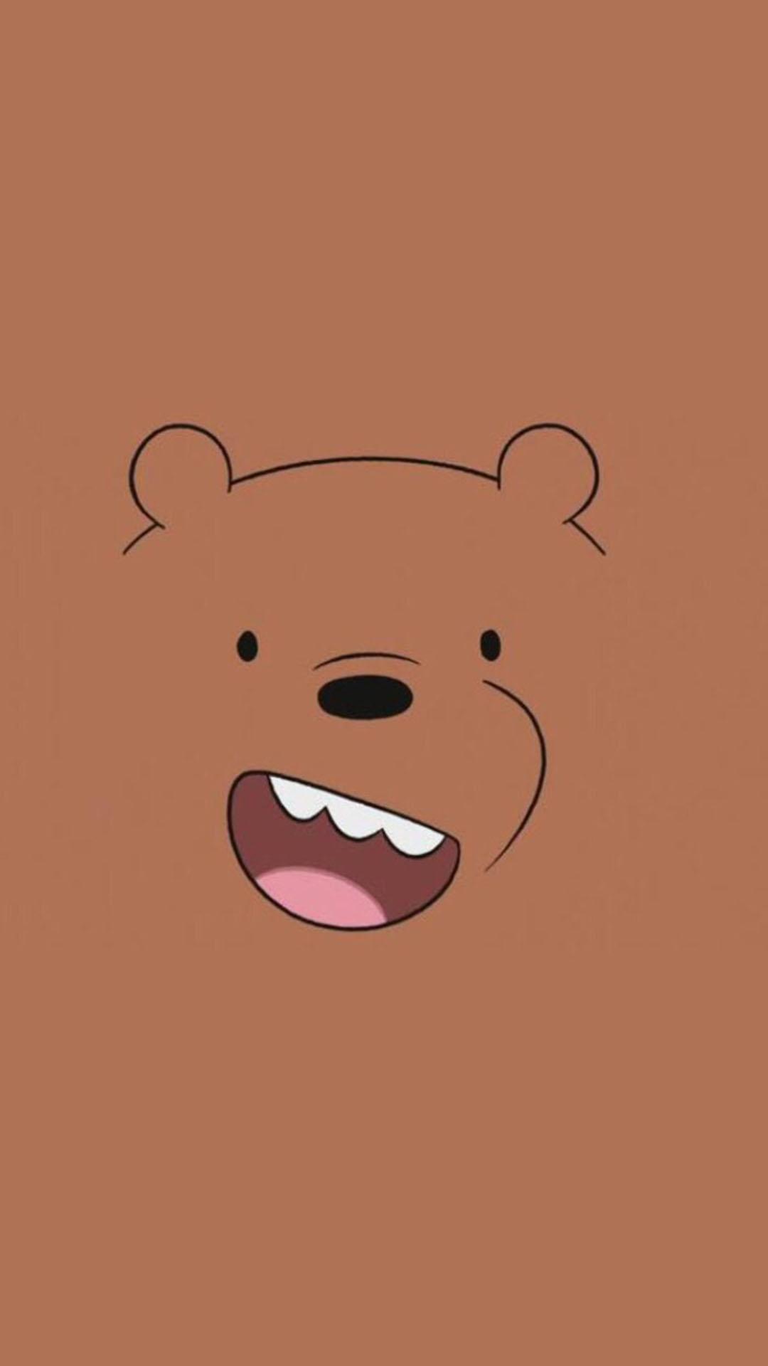 熊 蘋果手機高清壁紙 1080x1920_愛思助手