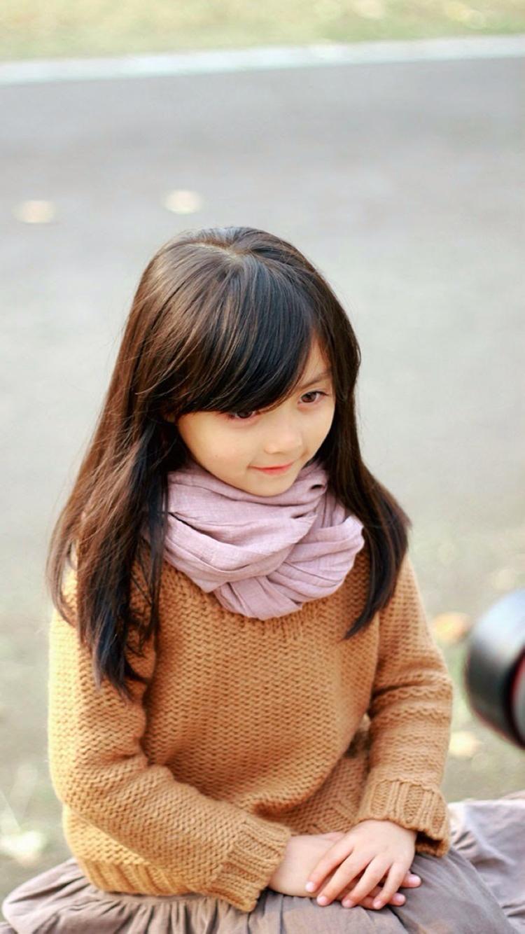 可爱 小女孩