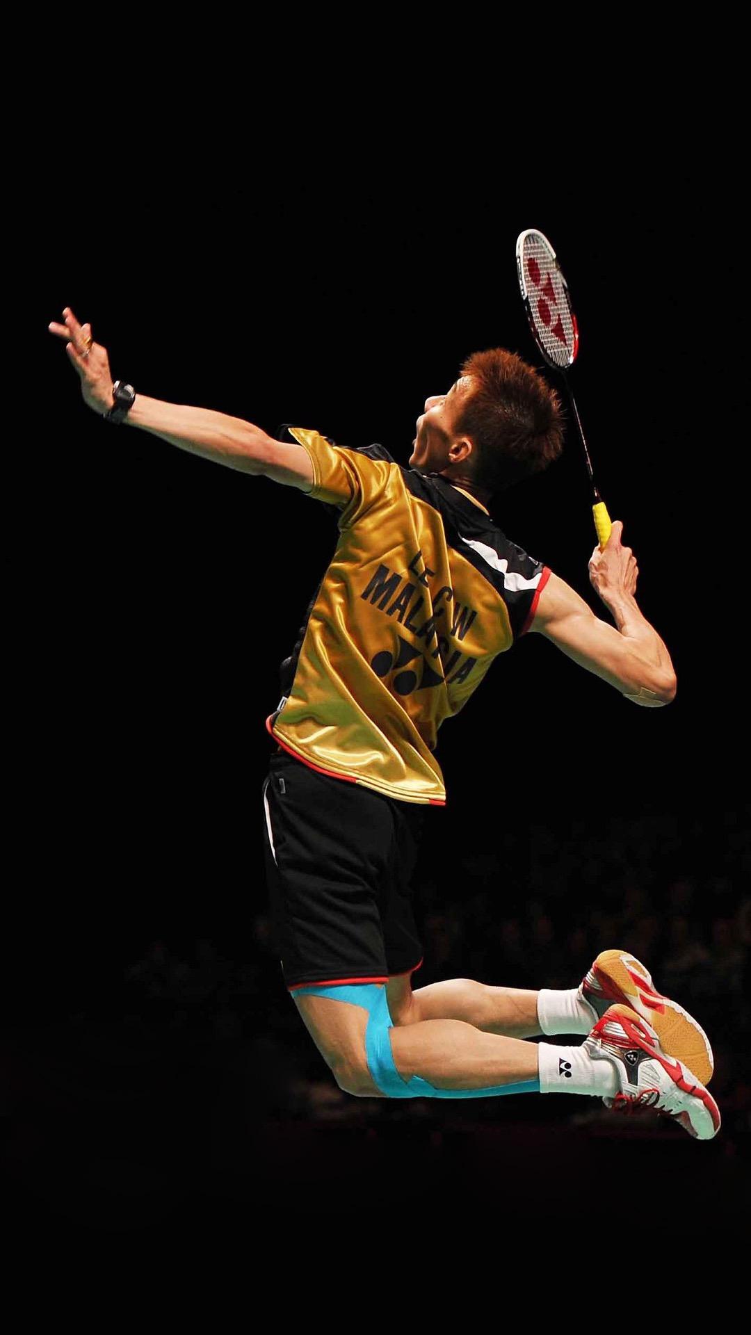 李宗伟 羽毛球 体育