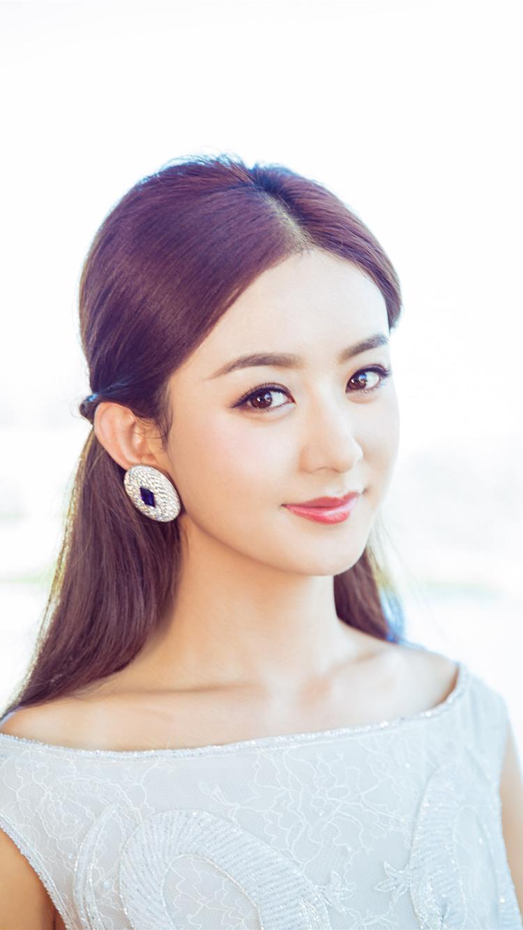 赵丽颖 演员 女生