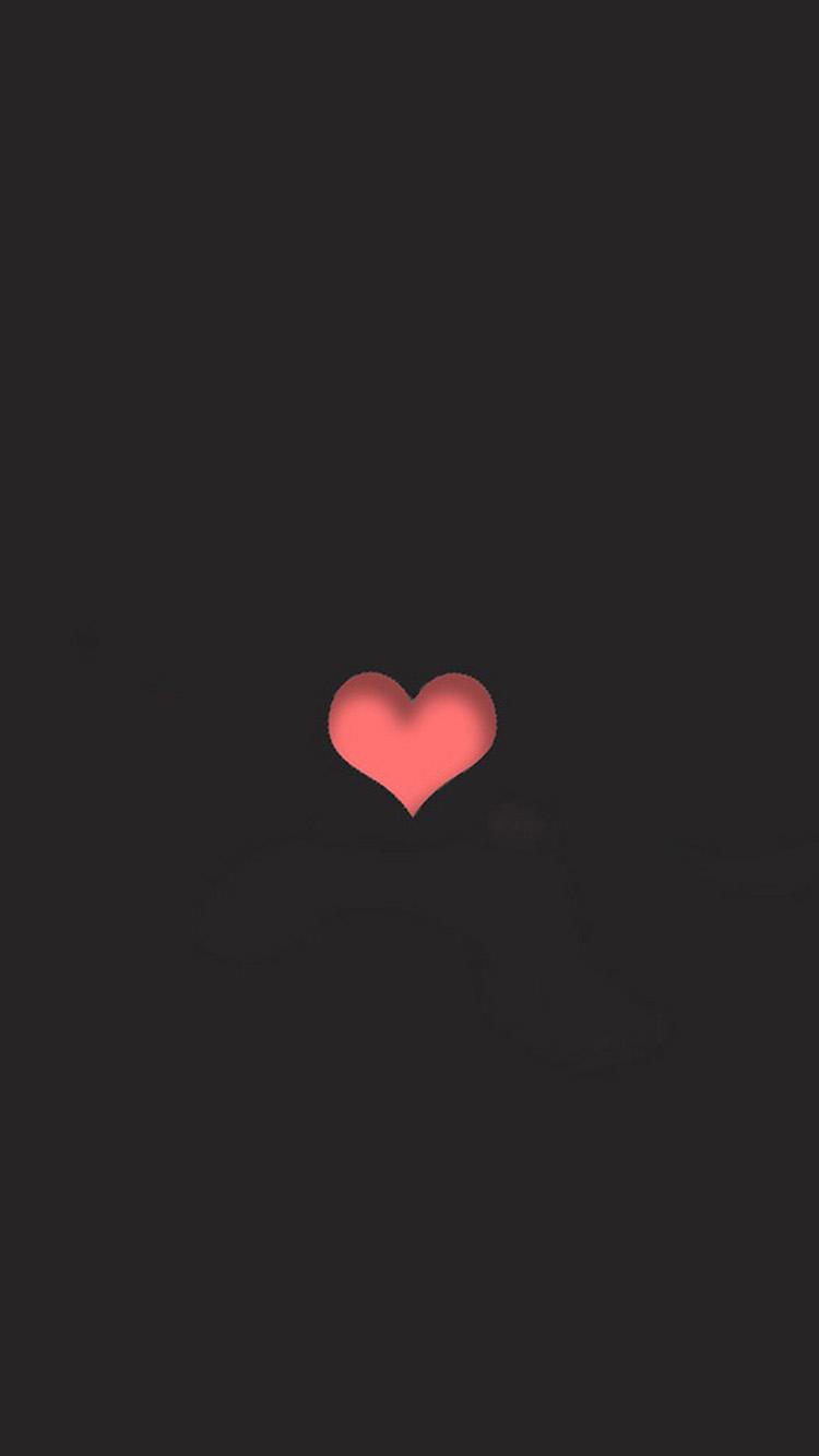 爱心 心 爱情 情侣 苹果手机高清壁纸 750x1334_爱思