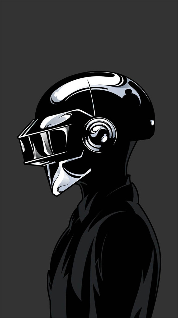 动漫 头盔 黑色 dj男