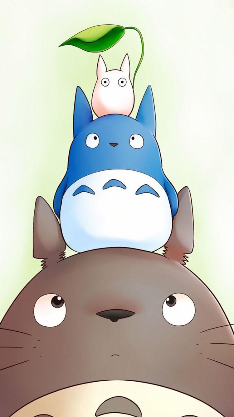 宫崎骏漫画 大龙猫小龙猫