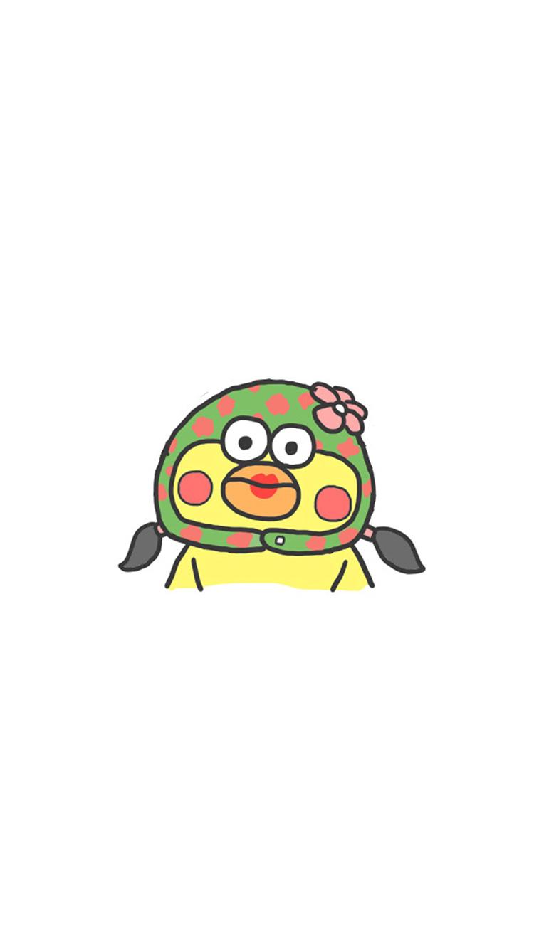 鹦鹉兄弟 卡通 日本 村姑