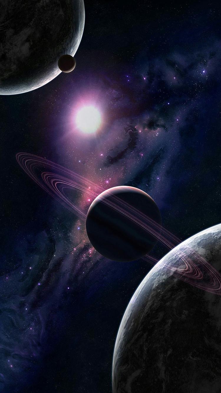 星空 星球 科幻 宇宙