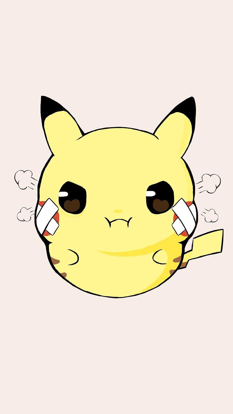 萌萌哒可爱小猪图片卡通 苹果手机高清壁纸 750x1334