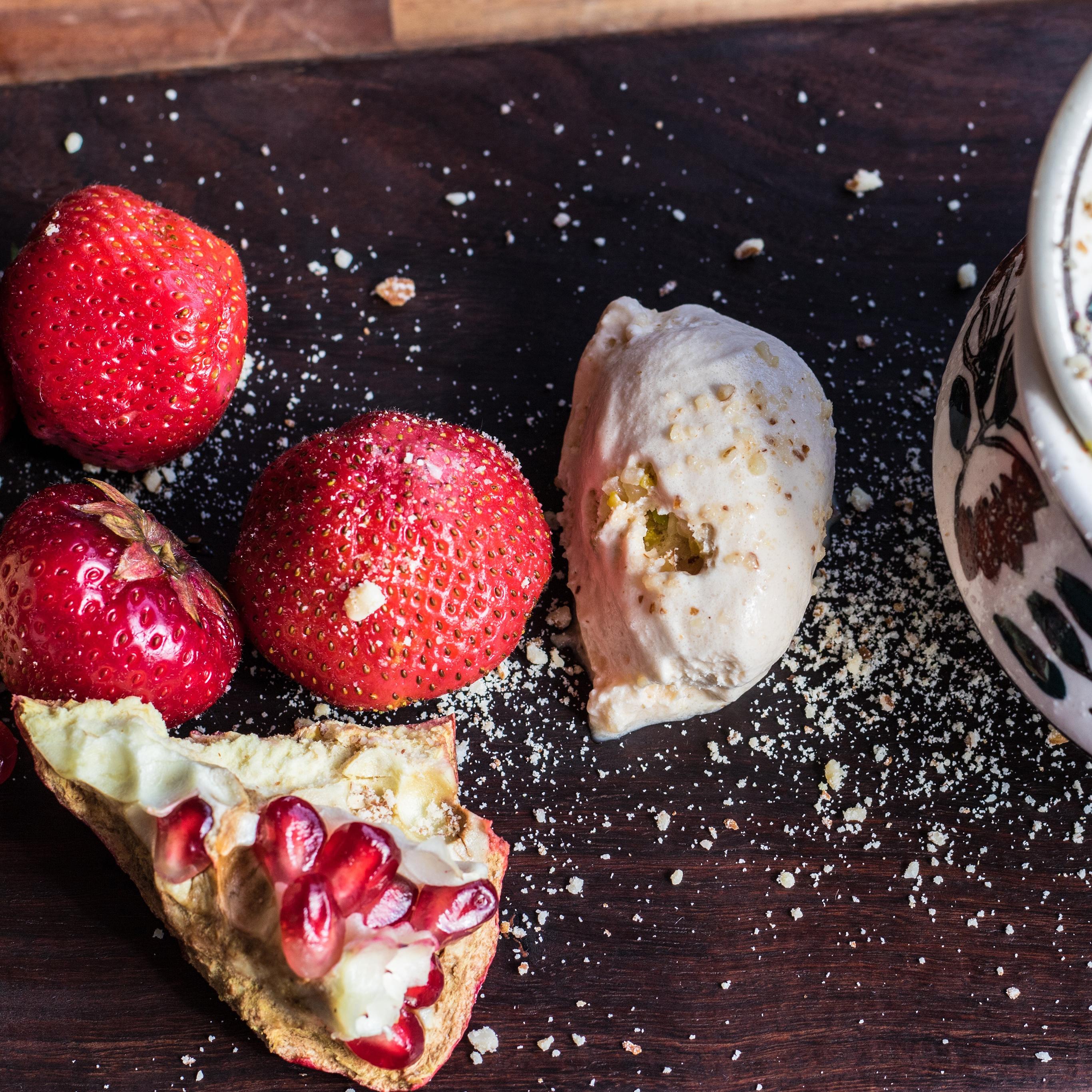 迷你可爱草莓图片