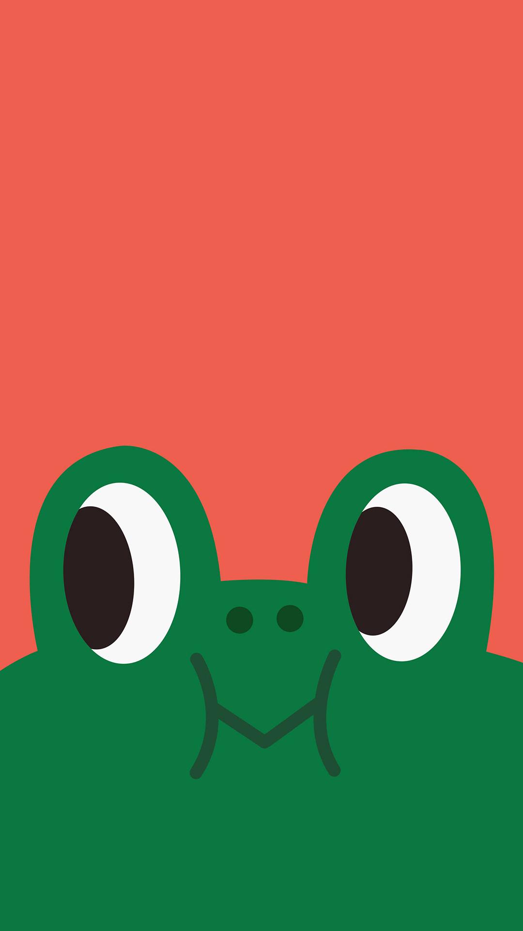 line 青蛙 动画 卡通 可爱