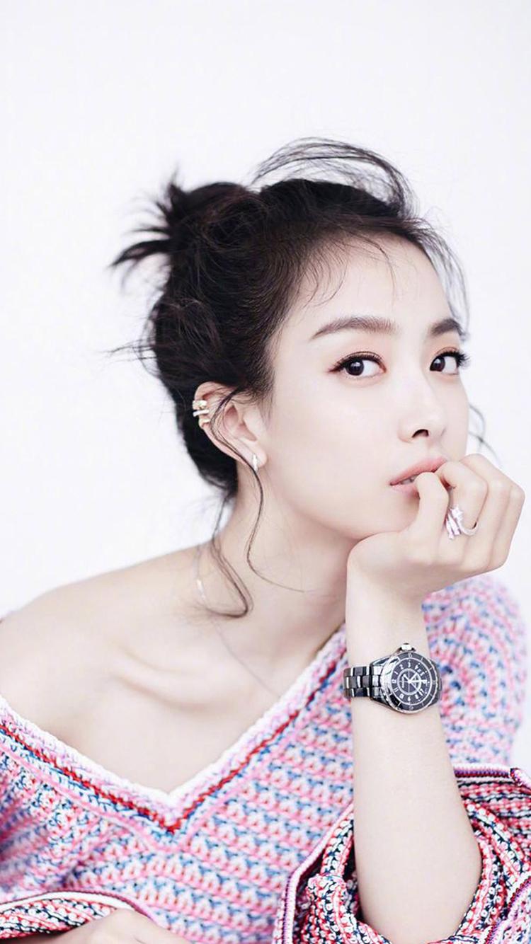 宋茜 杂志写真 演员 歌手 明星 艺人