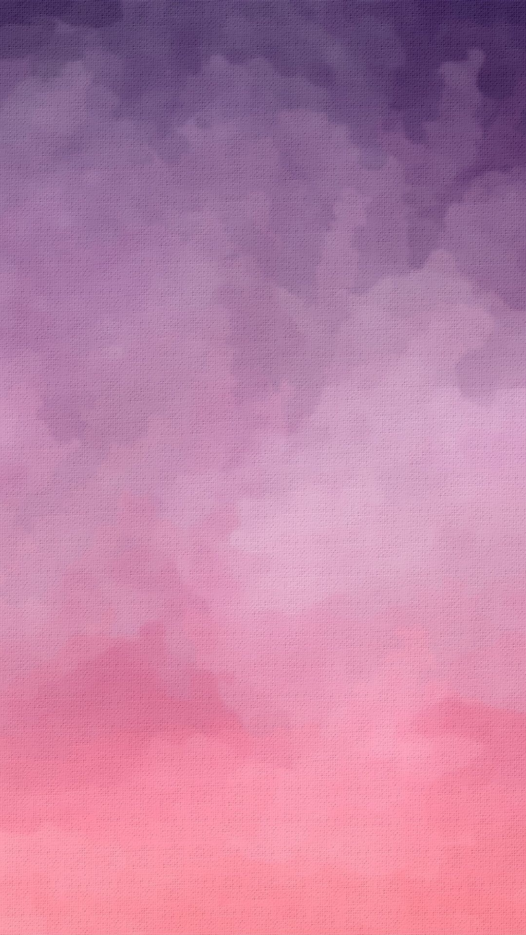 电脑上wap网:渐变 粉色 水彩 简约 少女 苹果手机高清壁纸 1080x1920