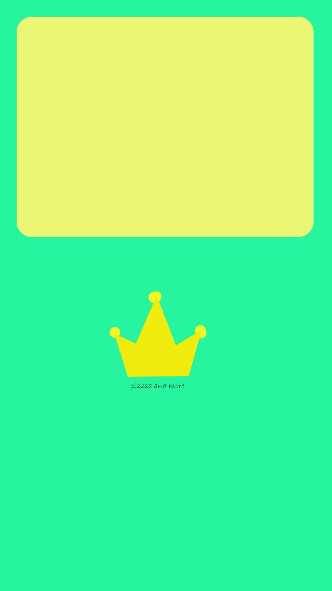 卡通 动漫 皇冠 简约 苹果手机高清壁纸 1080x1920