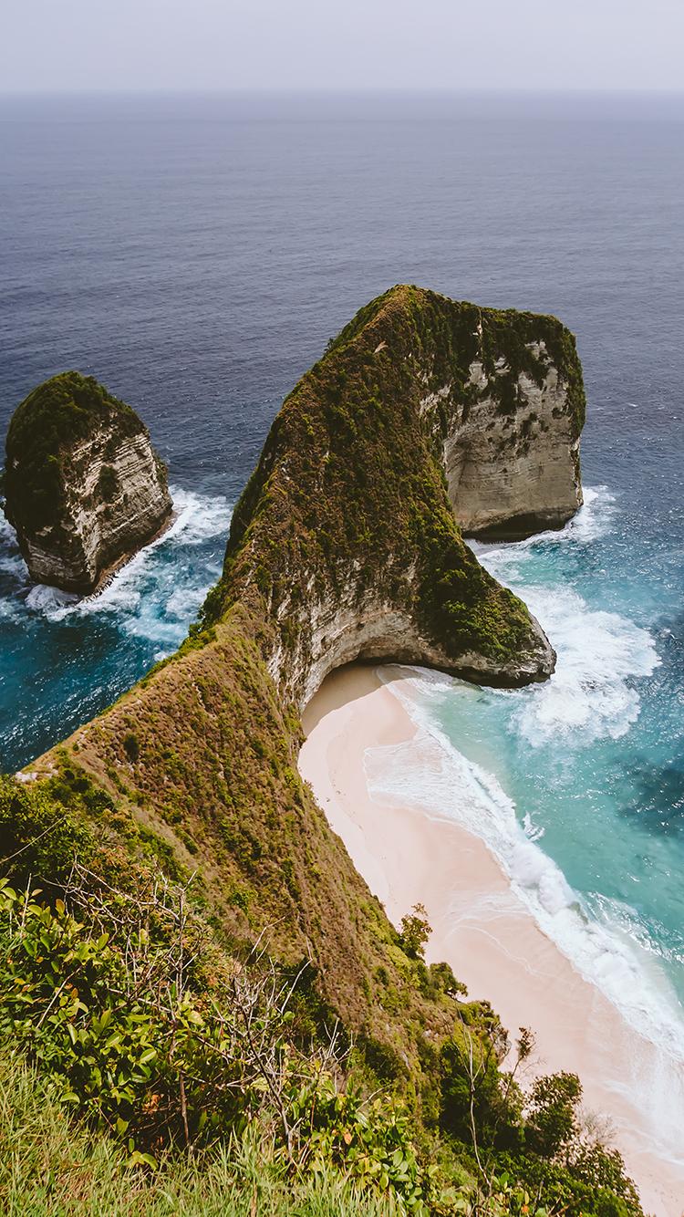 海岸 海浪 大海 海洋 独特地型