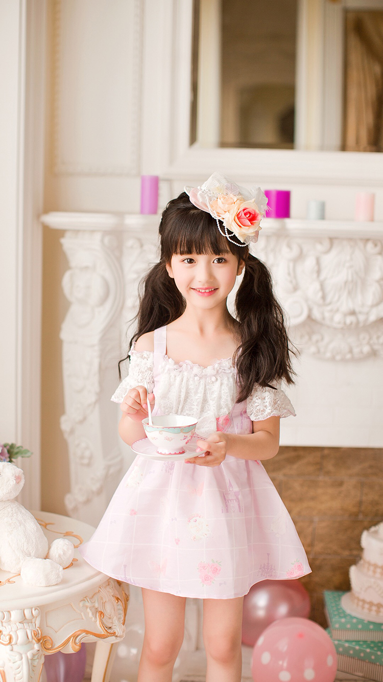 裴佳欣 小女孩 萝莉 可爱 儿童 艺术照