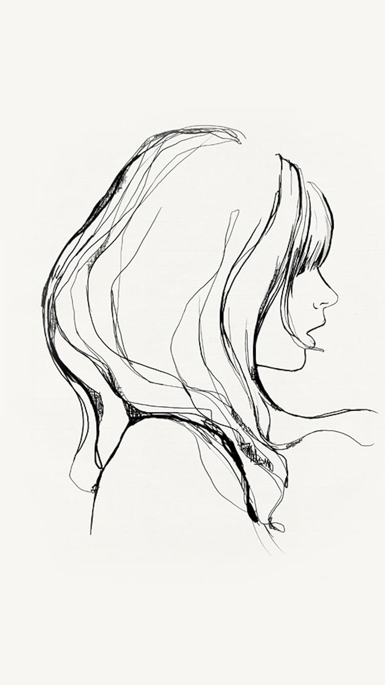 男友劵简笔画手绘