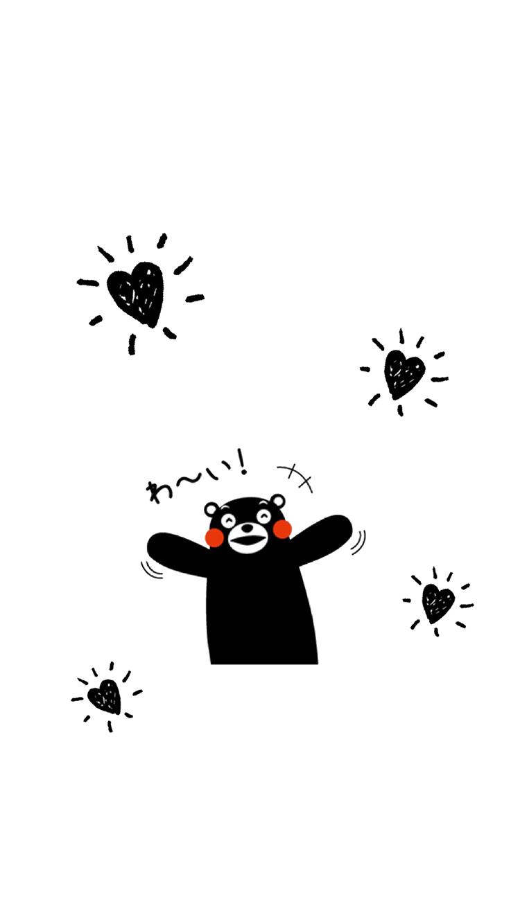 熊本熊 动漫 卡通 日本