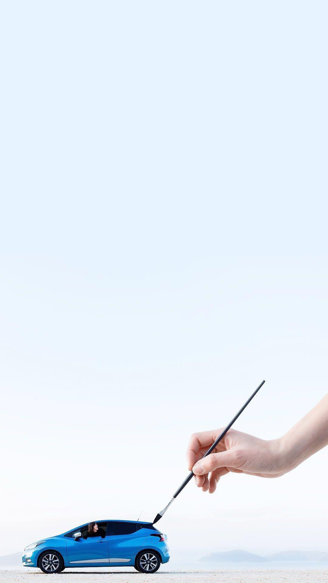 水墨 蓝色 白色 水墨画 苹果手机高清壁纸 1080x1920 爱思助手