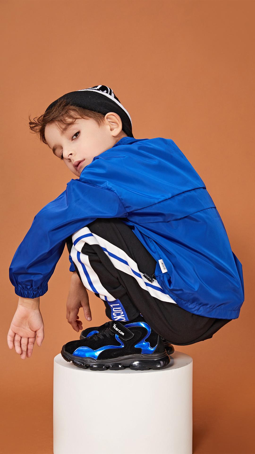小男孩 童模 时尚 写真 儿童