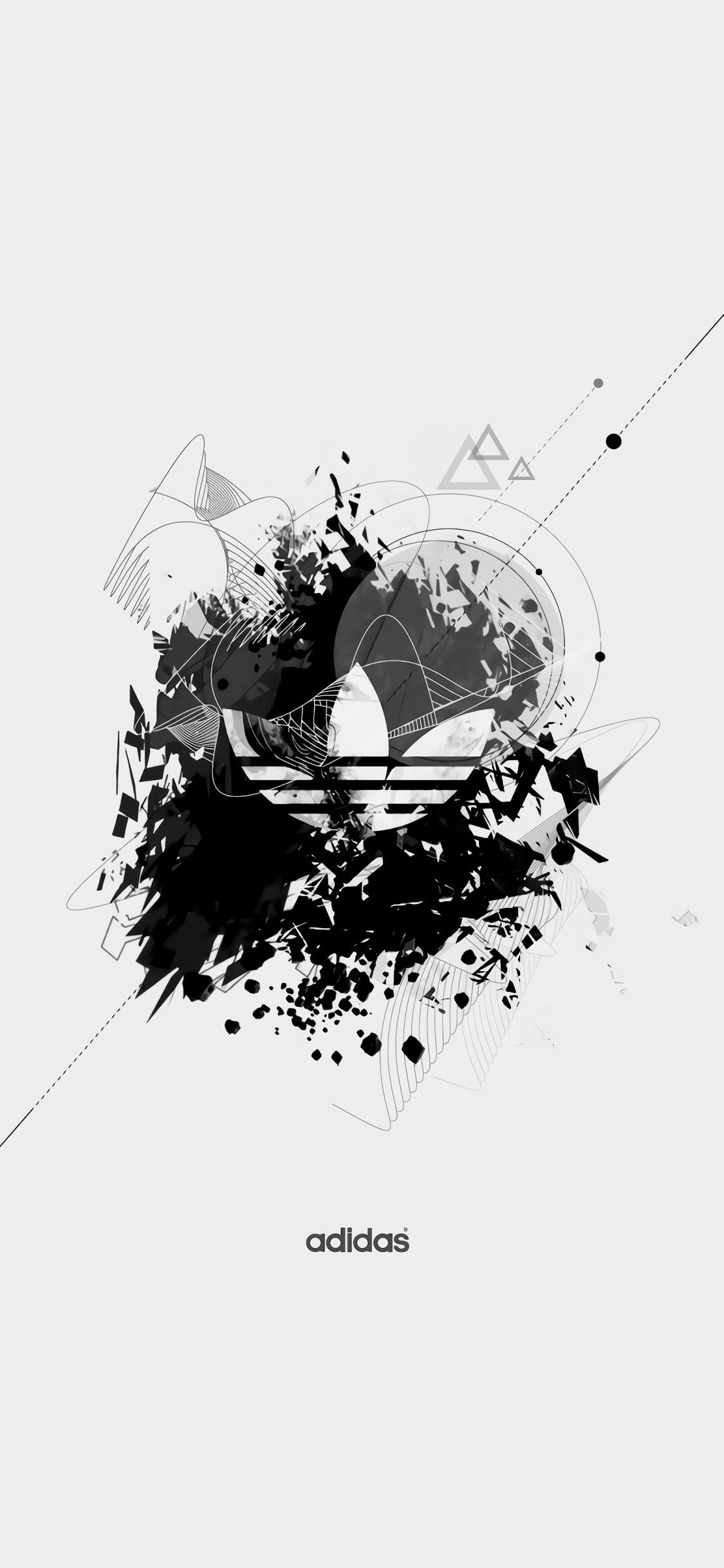 adidas 品牌 运动 logo 三叶草 阿迪达斯图片