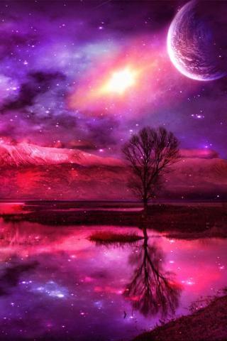 宇宙奧秘,風景