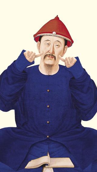 故宫康熙锁屏背景