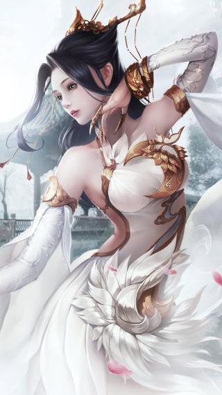 蜀山缥缈录 百花 百花派门