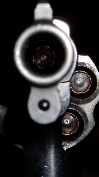 手枪 子弹 军事 战争