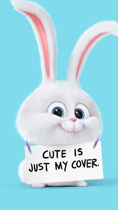 爱宠大机密 兔子