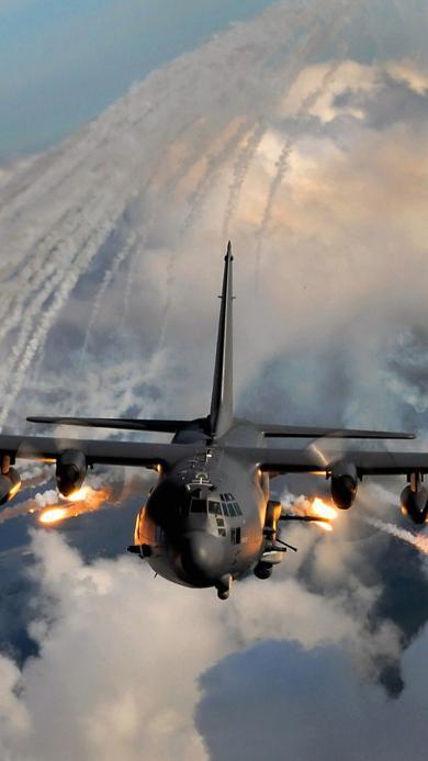 战斗机 飞机 军事 天空 白云