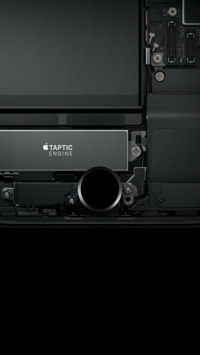 苹果 结构 零件 黑白 技术