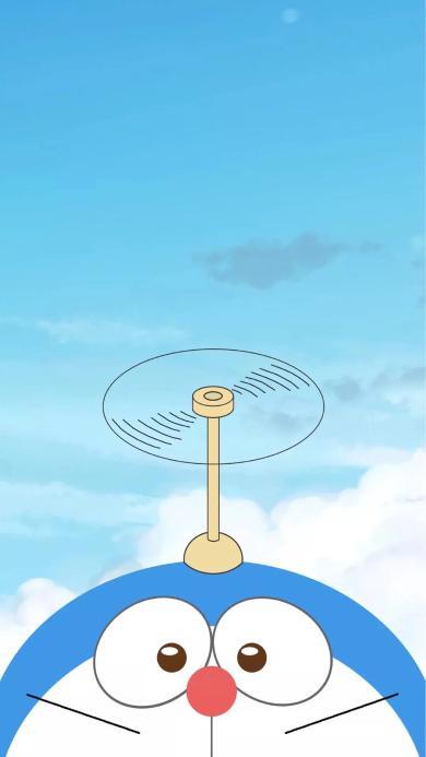 机器猫 哆啦A梦 动画 动漫