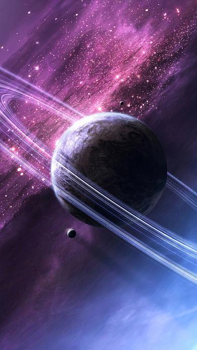 宇宙 风景 星球