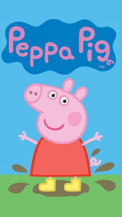小猪佩奇 卡通 peppa pig 动画片