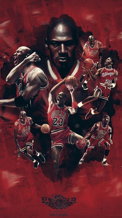 乔丹 篮球 NBA 体育