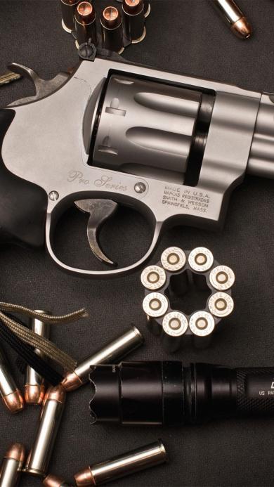 手枪 子弹 枪支 武器