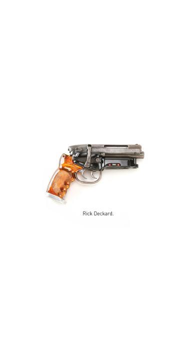 手枪 Rick Deckard 武器 军用