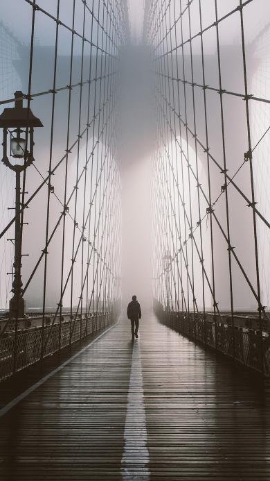 大桥 风景 街景 路面