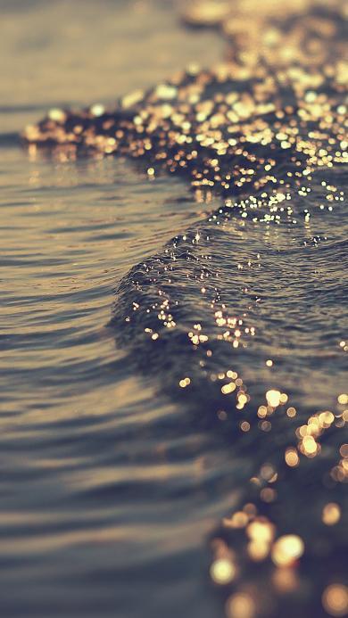 海水 大海 风景 水滴