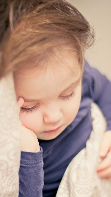 睡梦 睡眠 睡觉 欧美 小女孩 儿童