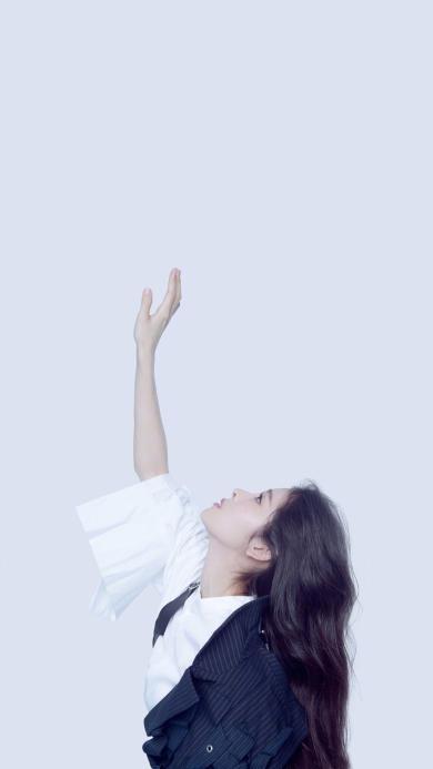 张碧晨 歌手 长发 音乐 明星 艺人
