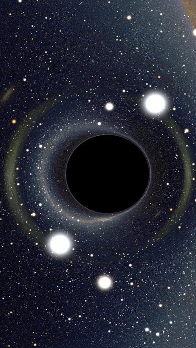 宇宙星空 行星 黑洞