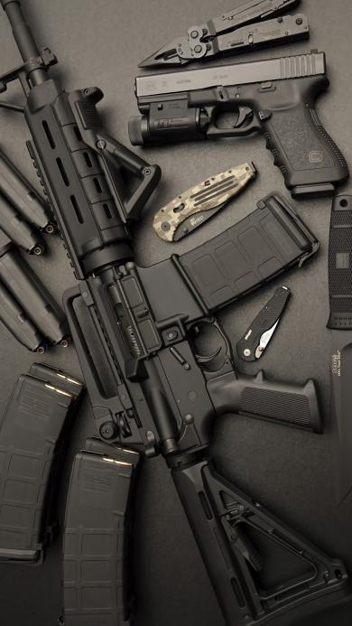 枪支 枪械 黑色 武器 设计 子弹 手枪