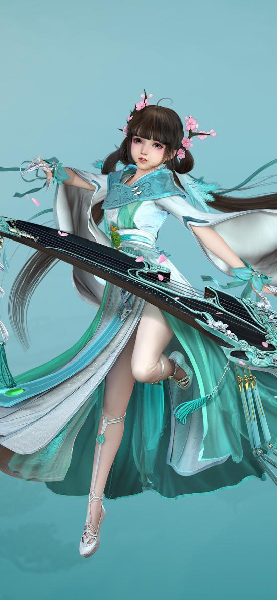 剑网3 长歌 原画 古风 角色
