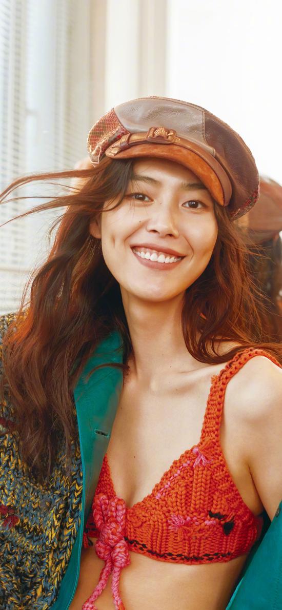 刘雯 大表姐 超模 性感 写真