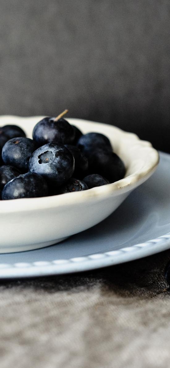 水果 蓝莓 花青素 酸甜