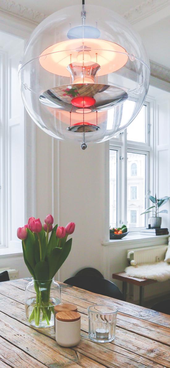 家居 家具 花瓶 花瓶 郁金香 鲜花