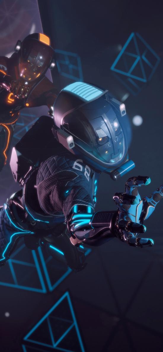 孤独回响 机器人 太空探险